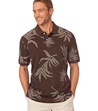 Chaps® Men's Moosewood Short Sleeve Vendano Polo