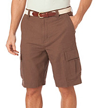 Chaps® Men's Trailwood Hacienda Havana Cargo Short