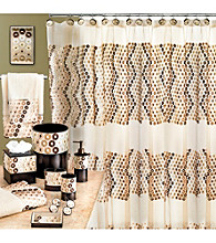 PB Home™ Embroidered Circles Beige Bath Collection