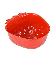Zak Designs® Fruta Strawberry Colander