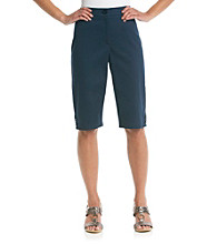 Briggs New York® Traditional Waistband Solid Skimmer
