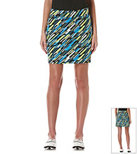 PGA TOUR® Ladies Print Knit Skort