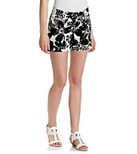 Skye's The Limit® Printed Zip Pocket Short