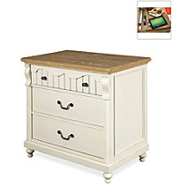 Better Homes & Gardens American Cottage Three Drawer Nightstand