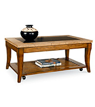 Lane® Rockford Oak Cocktail Table