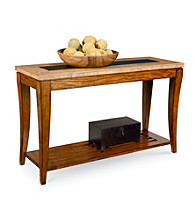 Lane® Rockford Oak Console Table