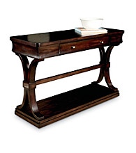 Lane® Churchill Walnut Console Table
