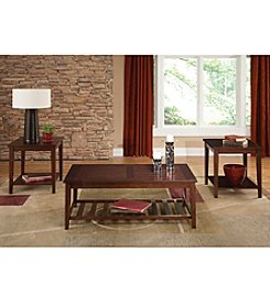 Liberty Furniture Missoula Set of 3 Rectangular Accent Tables