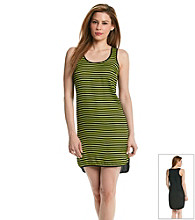 MICHAEL Michael Kors® Jardin Stripe Tank Dress