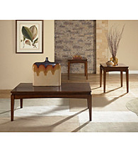 Liberty Furniture Meridian Set of 3 Rectangular Accent Tables