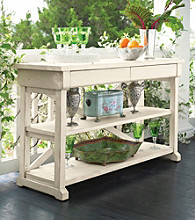Paula Deen® Linen Finish Console Table