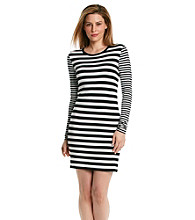 MICHAEL Michael Kors® Stripe Knit Dress
