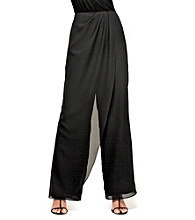 Alex Evenings® Straight Leg Pant