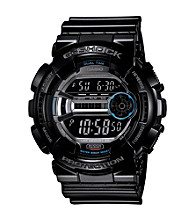 G-Shock Xl Men's Black Digital Runner's Watch