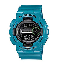 G-Shock Xl Men's Blue Digital Runner's Watch