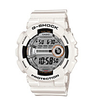 G-Shock Xl Men's White Digital Runner's Watch