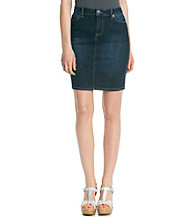 Nine West Vintage America Collection® Petites' Parade Denim Skirt