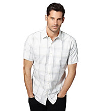 Van Heusen® Men's Studio Collection Ombre Plaid Woven
