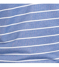 Izod® Men's Short Sleeve Striped Oxford Polo