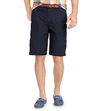 Izod® Men's Cotton Ripstop Cargo Shorts