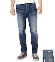 Calvin Klein Jeans® Men's Dark Wash Tapered Slim Fit Jean