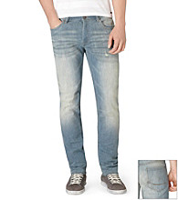 Calvin Klein Jeans® Men's Bleached Out Blue Rocker Jean