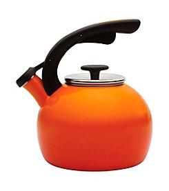 Rachael Ray® 2-qt. Orange Crescent Teakettle