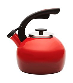 Rachael Ray® 2-qt. Red Crescent Teakettle