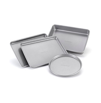 Farberware® 4-pc. Nonstick Toaster Oven Bakeware Set