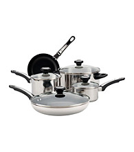 Farberware® 12-pc High Performance Stainless Steel Cookware Set