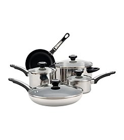 Farberware® High Performance 12-pc Stainless Steel Cookware Set