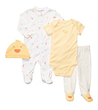 Carter's® Baby Yellow 4-pc. Duck Layette Set