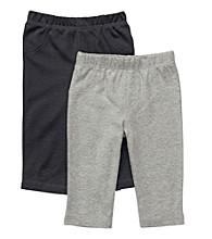 Carter's® Baby Boys' Grey/Heather 2-pk. Pants