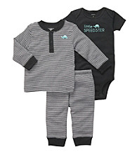 Carter's® Baby Boys' Grey 3-pc.