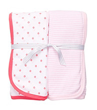 Carter's® Baby Girls' Pink 2-pk. Swaddle Blankets