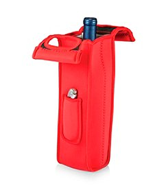 Picnic Time® Insulated Wine Tote with Corkscrew