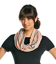 Collection 18 Chevron Pleat Loop