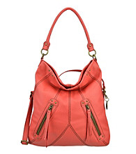 Nine West Vintage America Collection® Zipped Up Medium Fold-Over Hobo