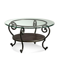 Bassett® Mirror Company Dauphine Wrought Iron Cocktail Table