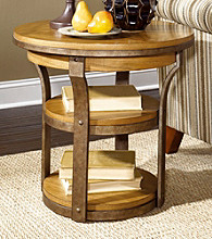 Hammary® Vero Round End Table