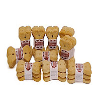Foppers® Gourmet Pet Treat Bakery 30-pk. of Peanut Flavored Bones