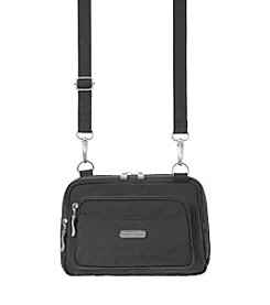 Baggallini® Triple Zip Crossbody