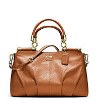 COACH MADISON LEATHER CARRIE