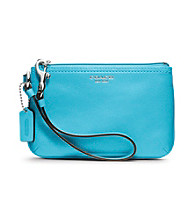 COACH LEGACY LEATHER SMALL WRISTLET