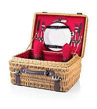 Picnic Time® Champion Willow Picnic Basket