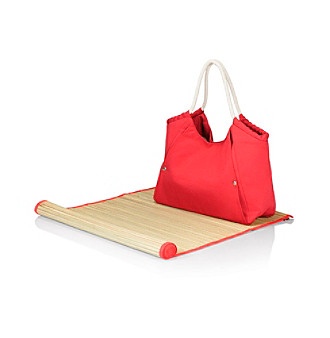 Picnic Time® Cabo Beach Tote and Mat