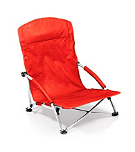 Picnic Time® Tranquility Heavy Duty Folding Beach Chair