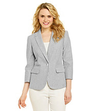 Nine West® Seersucker Jacket
