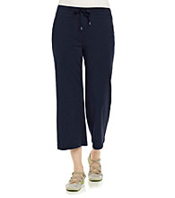 Jones New York Sport® Navy Cropped Pant