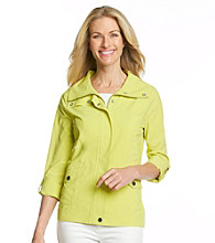 Laura Ashley® Lemongrass Weekend Jacket